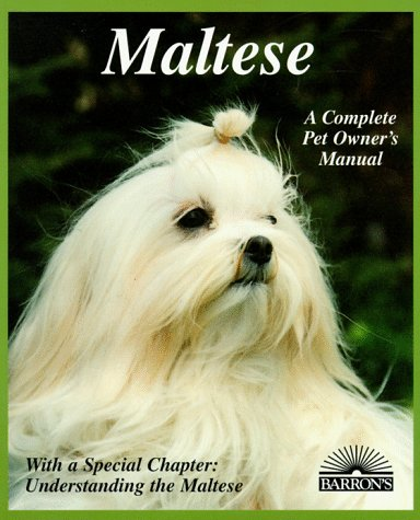 maltese complete pet owners manual fulda 1996
