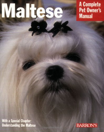 maltese complete pet owners manual fulda sikora siino 2006