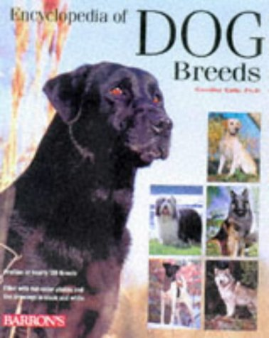 barrons encyclopedia of dog breeds coile earle-bridges 1998