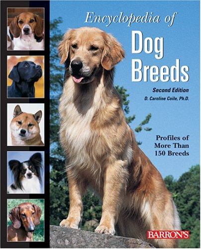 encyclopedia of dog breeds coile 2005